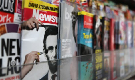 How to Speed Read a Magazine