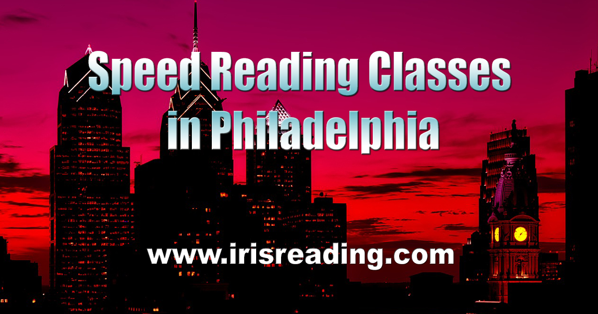 Speed Reading Classes in Chicago