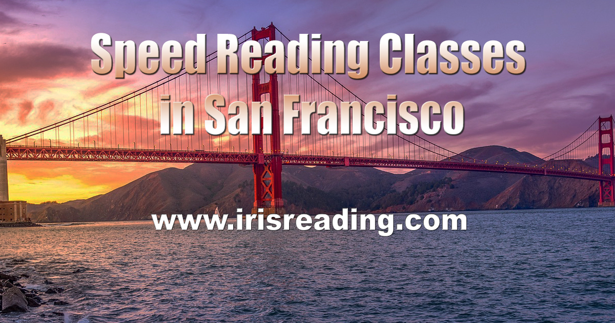 Speed Reading Classes in San Francisco