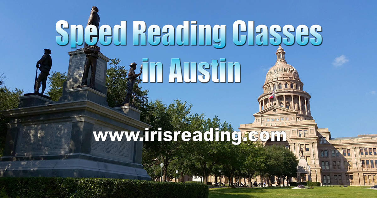 Speed Reading Classes in Austin
